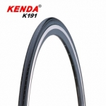 ยางนอก Kenda KWest K191 ,Road Bicycle Tire 700x23C (ขอบลวด) (kerry350บาท)(EMS150บาท)