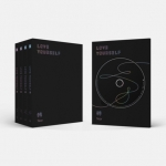 อัลบั้ม #BTS - Album Vol.3 [LOVE YOURSELF 轉 'Tear'] : Y.O.U.R SET 4 Ver.