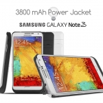 Battery Case for Galaxy Note 3 N9000 3800 mAh