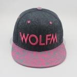 หมวกEXO WOLFM (แบบเซฮุน) สีดำ