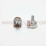 Volume 10KC 1ชั้น แกน17mm (Potentiometer)