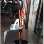 สูบจักรยานแบบตั้งพื้น S-FIGHT ,S463 ALLOY FLOOR PUMP (สูบตั้งพื้น สูบยางและสูบโช๊ค)(โปรดระบุสีตรงหมายเหตุ)
