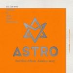 อัลบั้ม (#ASTRO) - AUTUMN STORY (3RD 미니앨범) (B 버전, 오렌지)