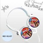 หูฟังครอบ Red Velvet