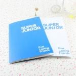 สมุดปกอ่อน SJ SUPER JUNIOR