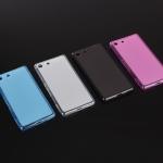 เคส Sony Xperia M5 รุ่น Pudding TPU Case