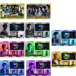 ชุดการ์ด #EXO THE WAR: The Power of Music (แฟนเมด)