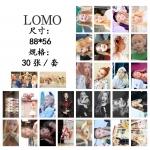 ชุดรูป LOMO SM Red velvet Wendy YERI (30รูป)