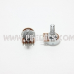 Volume 50KB 1ชั้น แกน17mm (Potentiometer)
