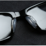 silicone for glasses ซิลิโคนกันแว่นตก แบบกาว สำหรับแว่นไม่มีแป้นจมูก