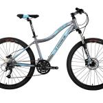 จักรยานเสือภูเขา TRINX N700 เฟลมอลู 27 สปีด ล้อ 26นิ้ว 2016
