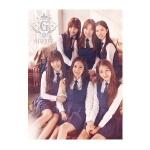 อัลบั้ม #GFRIEND - 3rd Mini Album [SNOWFLAKE]