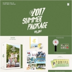 [#BTS] 2017 BTS SUMMER PACKAGE VOL.3+DVD + (ARMY FAN)