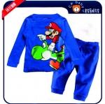 PXC089 เสื้อผ้าเด็ก ชุดนอน baby Gap งานส่งออก USA Size 3Y