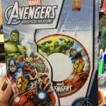 ห่วงยางสวมเอว 20 นิ้ว ลาย Avengers