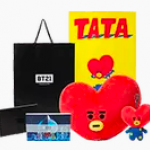 [#BTS] BT21 create by BTS : TATA V