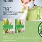 กรีนมูลลอน (Green Mulon) สารสกัดจากชาเขียว บรรเทาอาการภูมิแพ้ สร้างภูมิต้านทาน