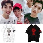 เสื้อยืด (T-Shirt) TVXQ - TOHOSHINKI Begin Again