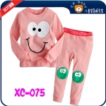 PXC075 เสื้อผ้าเด็ก ชุดนอน baby Gap งานส่งออก USA Size 6Y