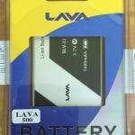 แบตเตอรี่ AIS LAVA 500 ความจุ 1,400 mAh