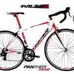 จักรยานเสือหมอบ PANTHER MOVE 14 สปีด ดุมแบร์ริ่ง เฟรมอลู ซ่อนสาย