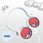 หูฟังครอบ SNSD - Holiday Night