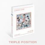 อัลบั้ม #WANNA ONE - Special Album [1÷χ=1 (UNDIVIDED) TRIPLE POSITION VER.