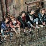 โปสเตอร์ official #BTS You never walk alone (พร้อมกระบอก)