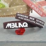 ริสแบนด์เดี่ยว MBLAQ