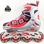 รองเท้าสเก็ต rollerblade รุ่น TFR สีแดง-เทา ไซส์ L 38-41 Limited++