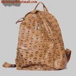 กระเป๋าแฟชั่น(สีน้ำตาล)MCM