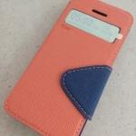 Case iPhone 5s / iPhone 5 ยี่ห้อ Roar สีส้ม