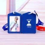 สายคล้องบัตร EXO TAO