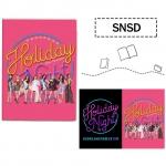 สมุด SNSD - Holiday Night