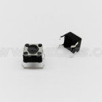 Tact Switch 6x6x4 mm