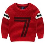 เสื้อ สีแดง แพ็ค 5 ชุด ไซส์ 100-110-120-130-140 สำเนา