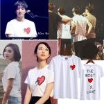 เสื้อยืด (T-Shirt) CNBLUE - THE MOST x LOVE