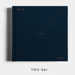 อัลบั้ม #NU`EST W - Album [WHO, YOU] (YOU Ver.)