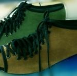 รองเท้า คัชชูกำมะหยี่