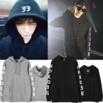 เสื้อฮู้ด (Hoodie) JJ แบบ Kim Jae Joong