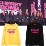 เสื้อแขนยาว (Sweater) NCT127 -CHERRY BOMB