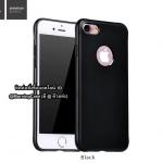 เคส iPhone 7 และ iPhone 8 สีดำด้าน HOCO The Juice Series TPU บาง 0.7 mm (i7 กับ i8 ใช้เคสตัวเดียวกัน)
