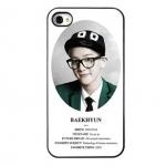 เคสEXO Iphone4/4s / BaekHyun