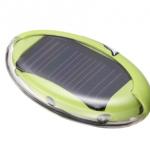 ไฟท้าย OwlEye Sun Solar Powered Bike 3 Red LED Rear Tail Light NO BATTERIES needed
