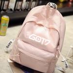 กระเป๋า #GOT7 สีชมพู