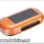 ไฟจักรยาน Owleye SUNLUX 3 Solar head light
