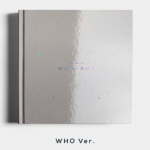 อัลบั้ม #NU`EST W - Album [WHO, YOU] (WHO Ver.)