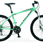 จักรยานเสือภูเขา TOTEM EXC 27.5 (B212) 24 สปีด เฟรมอลู ดุมbearing Novatec