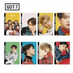 LOMO Card GOT7 - EYES ON YOU