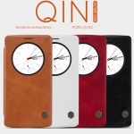 เคส LG G4 ยี่ห้อ Nillkin รุ่น Qin ฟังก์ชัน Quick circle